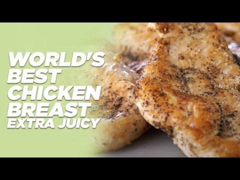 THE BEST CHICKEN BREAST