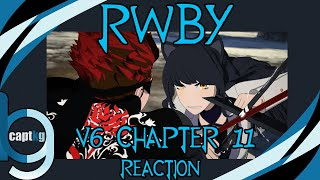RWBY Volume 6, Chapter 11: The Lady in the Shoe Reaction