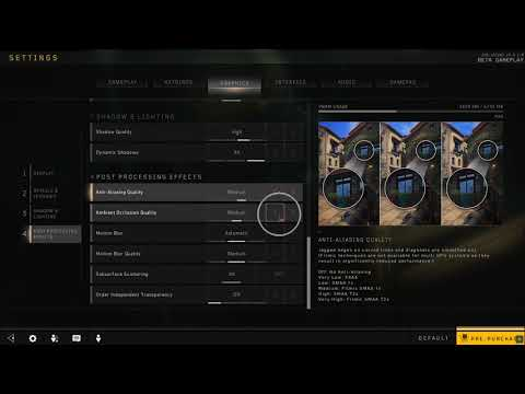 How to Disable Ambient Occlusion in Black Ops 4