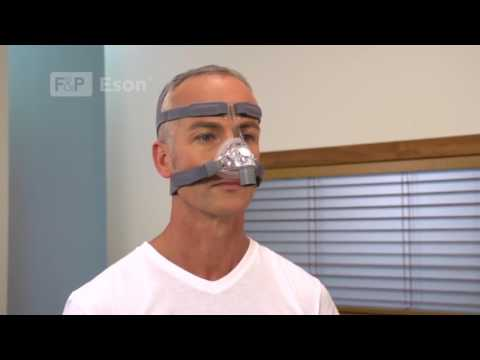 Fisher Paykel Eson™ Nasal CPAP Mask at Primo Medical Supplies