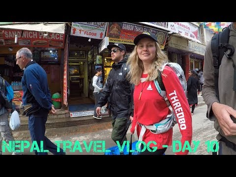 Nepal Travel Vlog Day 10 - Kathmandu to Jindabyne Via Sydney (Going Home)