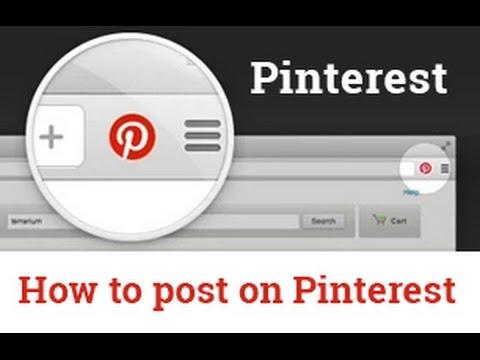 Pinterest | How to post on Pinterest | SEO - Part 52