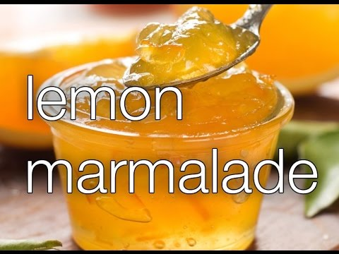 lemon marmalade #Recipes SMARTKoK