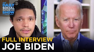 Joe Biden: America's Policing Problem & Running Against Trump   The Daily Social Distancing Show
