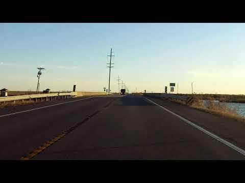 LA 27 (LA 1256 to LA 82) southbound (Part 4/5)