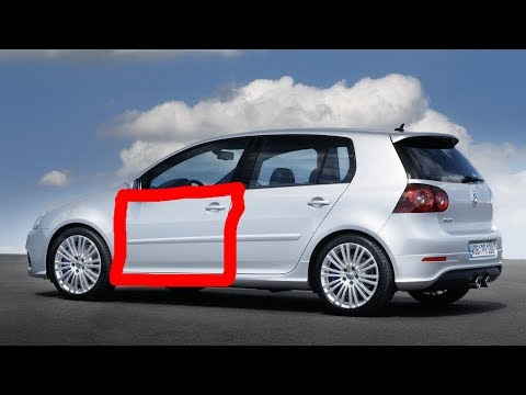 TUTORIAL: Demontare panou usa / portiere la VW Golf Mk5, Jetta in 12 pasi