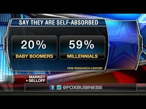 In a Pew Research Center study, 59 percent of millennials admitted that they are