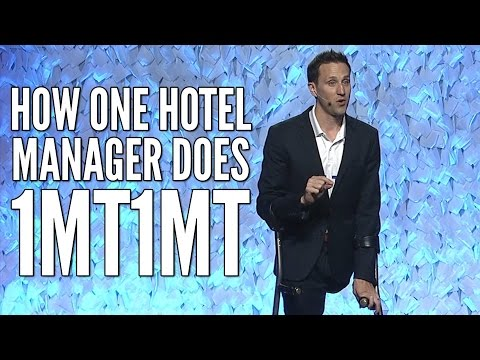 How This Hotel Manager Does 1mt1mt