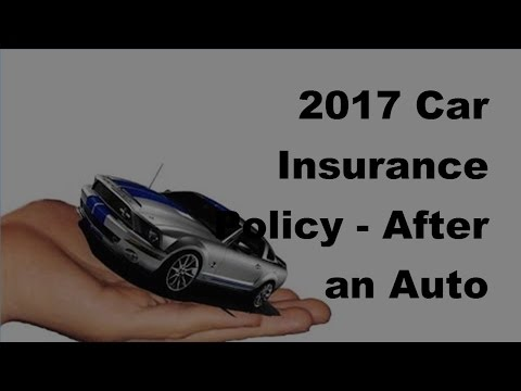 2017 Car Insurance Policy |  After an Auto Accident   Insurance Secrets