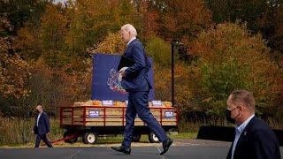 'Something is up' with President Joe Biden