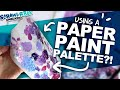 DOES THIS LOOK RIGHT Mystery Art Box Scrawrlbox Unboxing Using Oil Paints For The First Time
