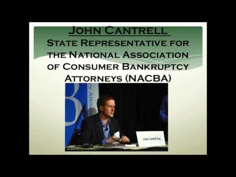 Consumer Law Studio – John Cantrell