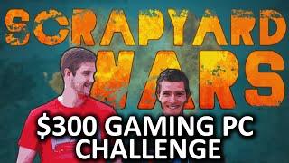 $300 Budget Gaming PC Challenge - Scrapyard Wars Episode 1a