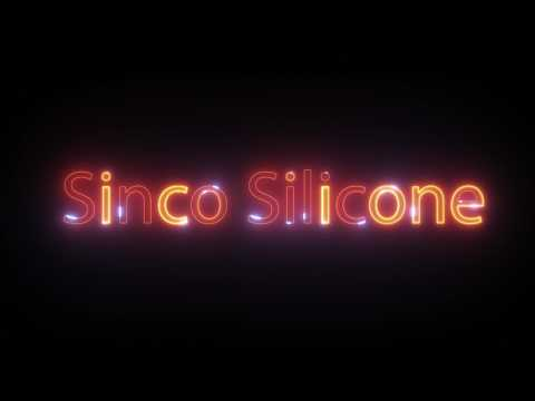 sincosilicone title after effects saber black background