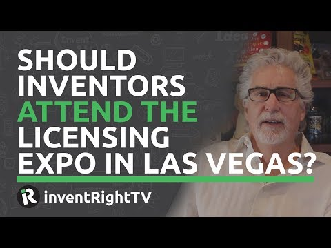 Should Inventors Attend the Licensing Expo in Las Vegas?