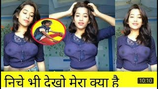 Prince Kumar (bholba) new funny 2018 musically comedy desi hot girls