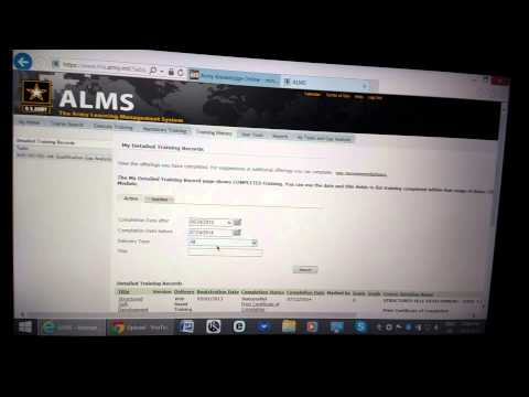 Tutorial: how to make window 8.1 work in ALMS.