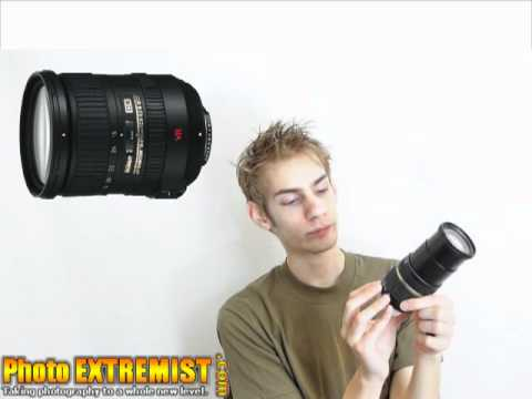 Choosing Your First Lens for a DSLR Camera