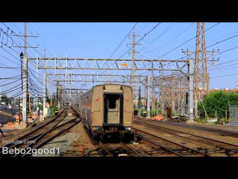 Shore Line East, Amtrak, Metro-North 15min at Stamford, CT RR