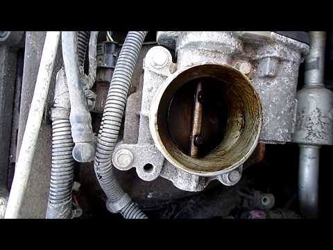 Cobalt 2 2L Throttle Body Removal