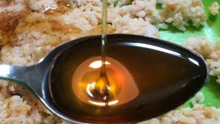 How To Make Honey Carp Bait(98)DIY - Fishing Tips - Siêu Mồi Cá Chép Dễ làm