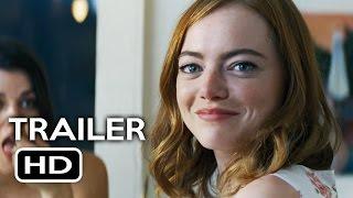 La La Land Official Trailer #2 (2016) Emma Stone, Ryan Gosling Musical Movie HD