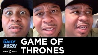 """Roy Recaps All Eight Seasons of """"Game of Thrones""""   The Daily Show"""
