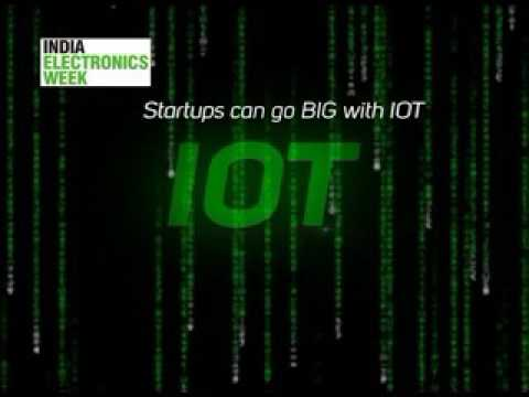 Can You Profit From IOT? IoTshow.in on NDTV..