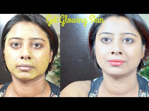 How to get Healthy, Glowing, Spotless Skin ||Best Face Pack for Dry Skin || Winter Skin Care