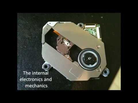 Fastest DVD Laser Hack