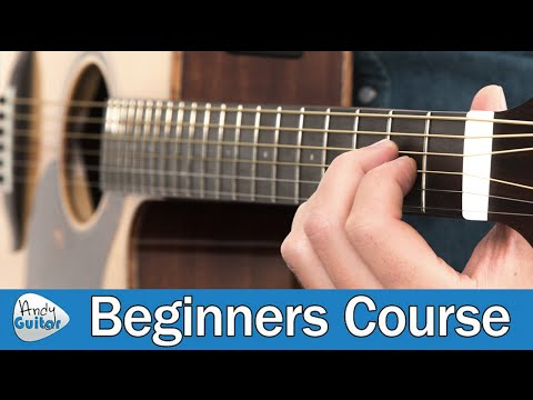 Open String Names on Guitar - Beginner Guitar Course (Guitar Basics - Lesson 3)
