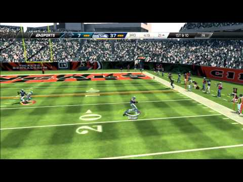 Madden 25 :: Madden 25 Gameplay :: 100 POINTS??? - Seahawks Vs. Panthers - Ranked Online Gameplay