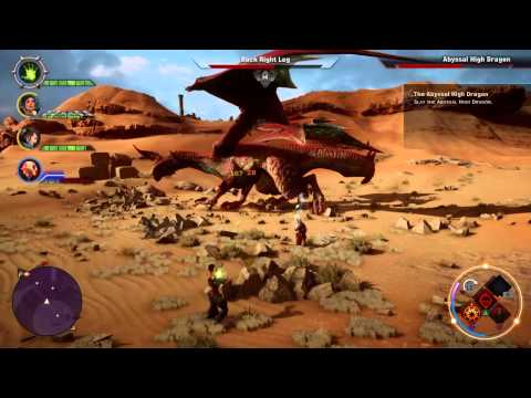 Dragon Age™: Inquisition The Abyssal High Dragon: I win