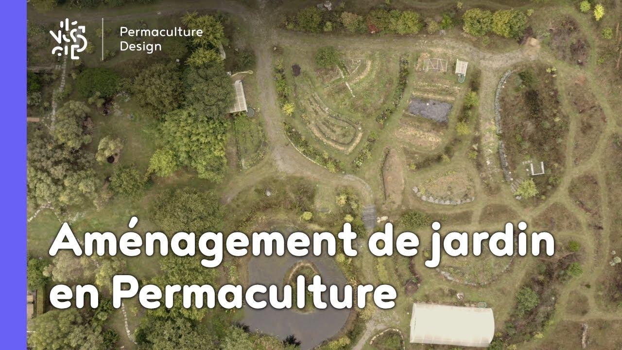 Un aménagement de jardin en Permaculture : le changement de vie de Stéphanie