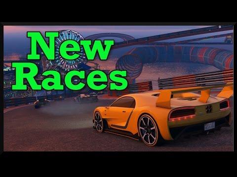 GTA 5: Stunt Race Event For 2 Weeks! 15 New Races, Double Money & Discounts!