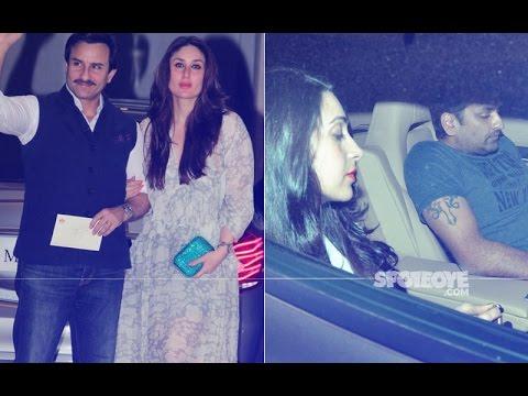 Xxx Mp4 Kareena Kapoor Amp Saif Ali Khan Welcome Karisma Kapoor's BF Sandeep Into Their Family SpotboyE 3gp Sex