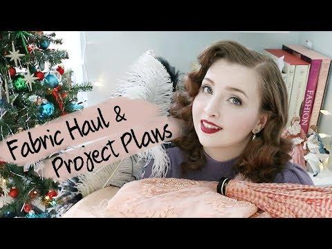 Fabric Haul & Project Plans