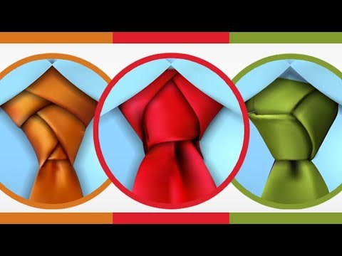 Can YOU Tie These Three Complex Necktie Knots? | Crazy Tie Knot Challenge!
