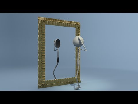 Blender Tutorial I Mirror Modifier