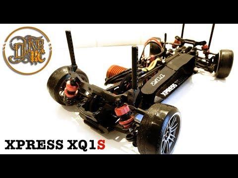 RC DRIFT CAR AWD - XPRESS EXECUTE XQ1S