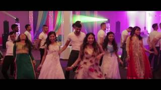 Atif and Nadia Mehndi Dance Performances