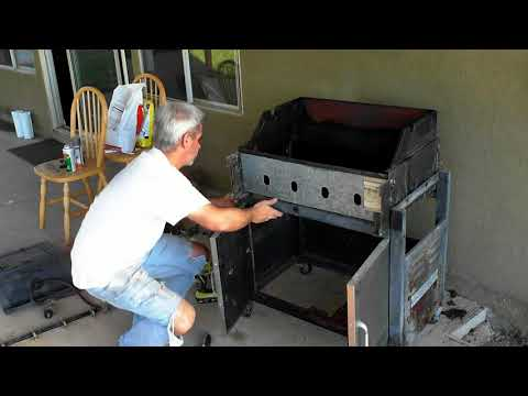 BBQ Restoration - To Restore or Not to Restore...