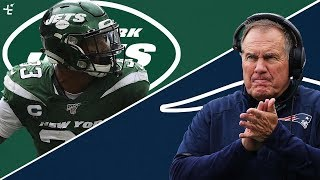 New England Patriots vs New York Jets Preview Week 7