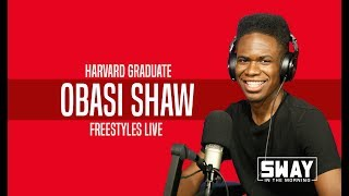 Harvard Student Who Earned an A on Final Rap Thesis Eloquently Speaks & Freestyles Live