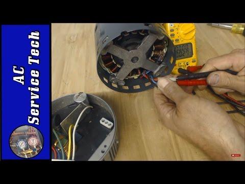 Troubleshooting Variable Speed Fan Motors!