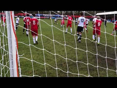 Super Alfie ( He hates Welling ) Pavey scores wonder goal against Welling