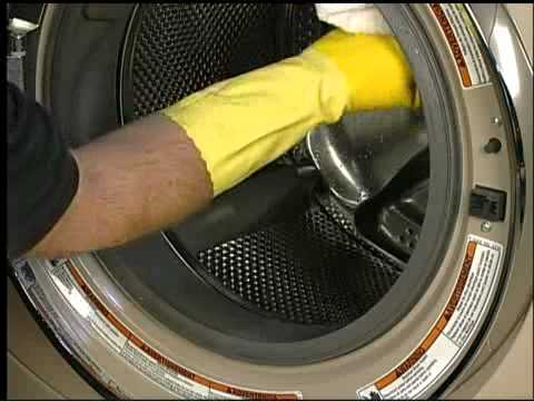 How to Prevent Front Load Washer Smell/Odor Video: Maintenance Tips from Sears PartsDirect