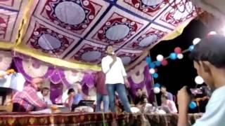 Vishnu ojha song by ajeet kumar live