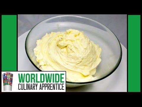 Filling Cream for Cakes - Mousseline Cream - Germain Butter Cream