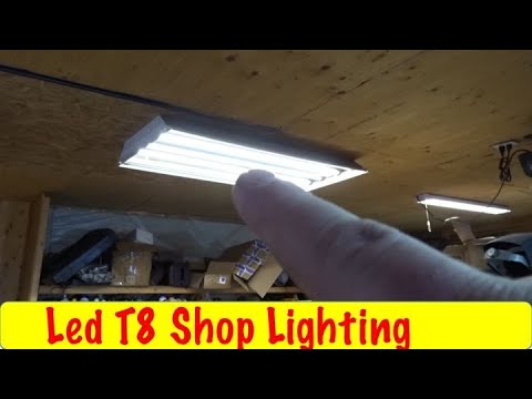 Hyperikon T8 Led Light First Look
